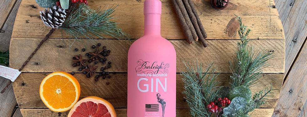 Burleighs Marilyn Monroe Pink Gin  – 40% ABV