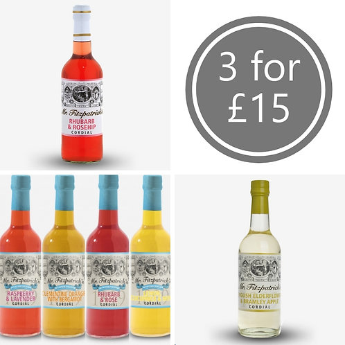 Mr Fitzpatrick's Cordial Offer