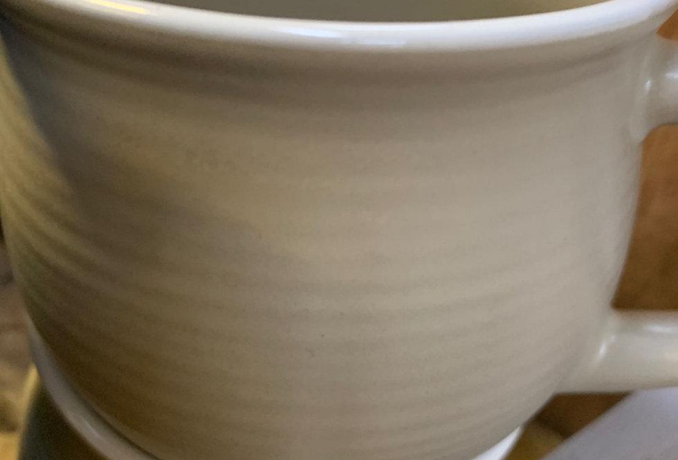 Stoneware Mug - Putty (Beige)