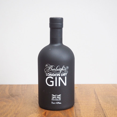 Burleighs Signature London Dry Gin – 40% ABV