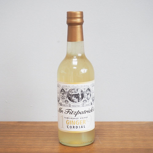 Mr Fitzpatrick's Ginger Cordial
