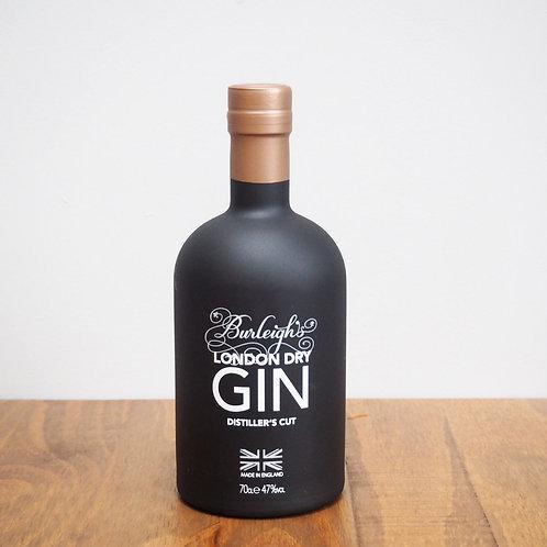 Burleighs Distiller's Cut Gin – 47% ABV