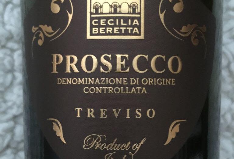 Prosecco Celilia Beretta