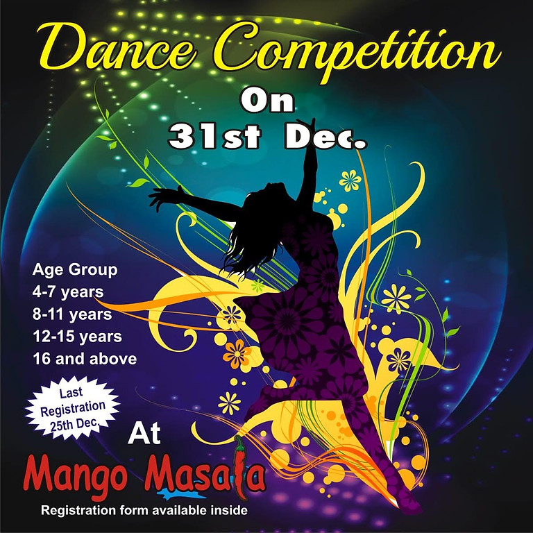Annual Dance Competition