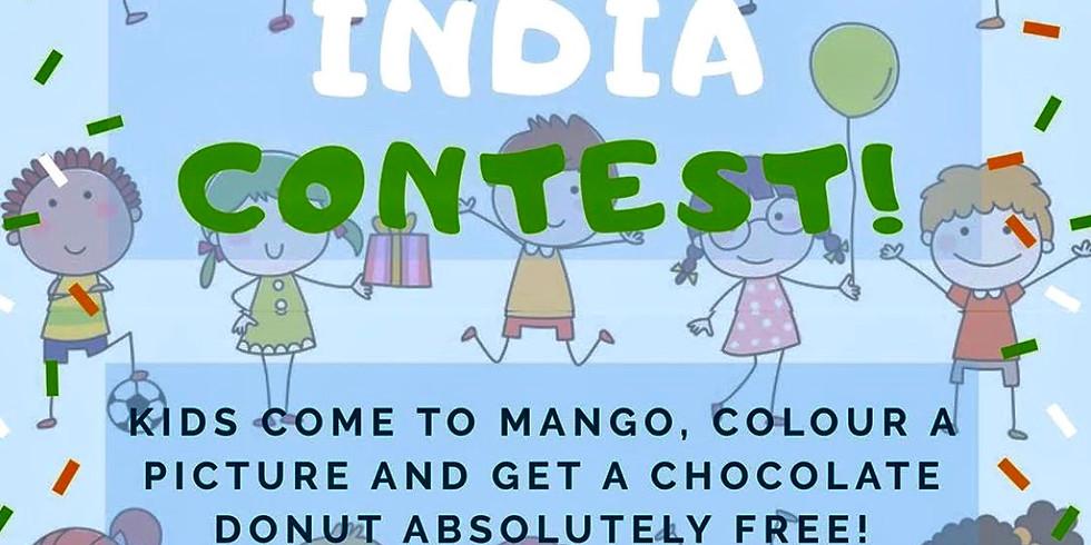 Colour My India Contest !