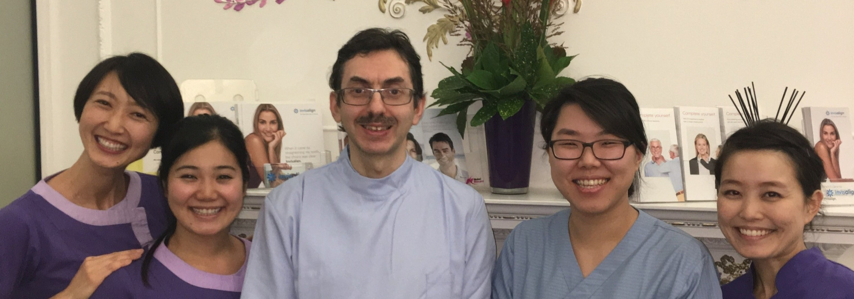 Keith Cohen Dental Team