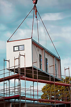 The popularity of modular construction is changing the construction industry