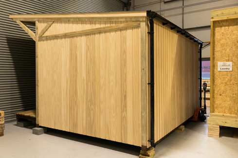 Bespoke modular garden units