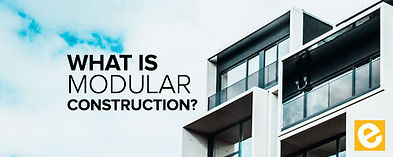 modular construction, modular