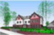 "<img src=""house.jpg"" alt=""3 D drawings of a modular house""/>"