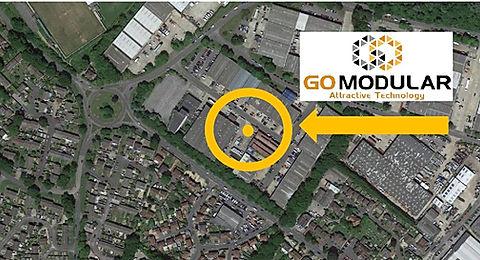 GO_modular factory, Southampton, UK