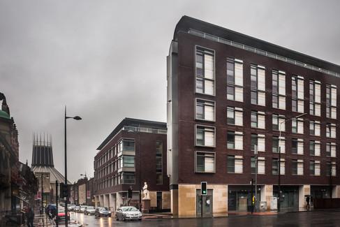 Modular construction, Liverpool, modular house , modular building, modular construction, bespoke modular house