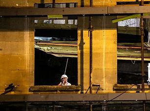 'Bespoke pre-built' student flats craned into empty buildings