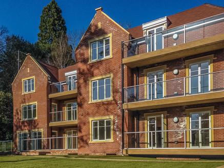 Modular building, Ascot, modular house , modular building, modular construction, bespoke modular house