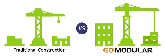 GO modular, modular houses, modular construction