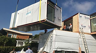 start-up focused on prefabricated houses
