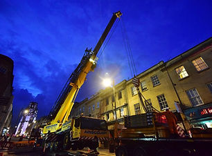 flats being dropped into former Park Street nightclub in UK first
