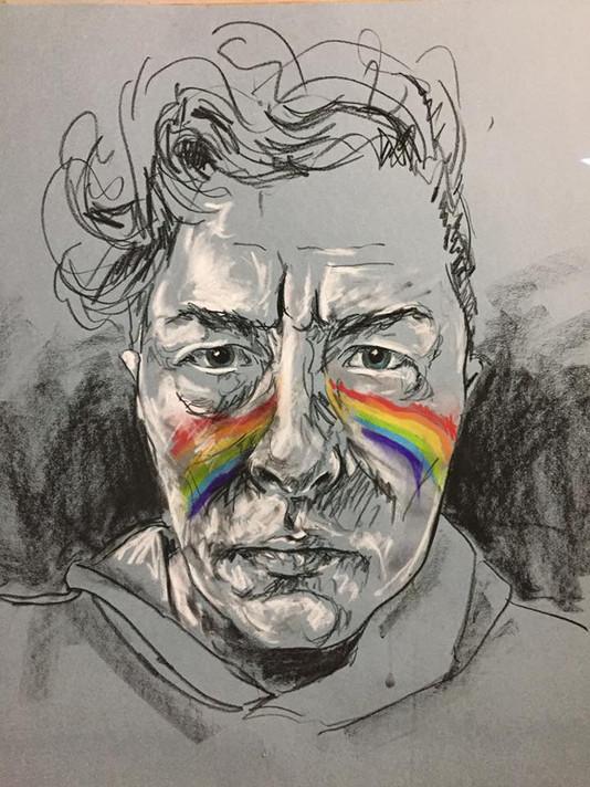 Self Rainbow - $ 150.00