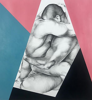 Embrace Difference_Pen and Acrylic on paper_42x42 cm.jpg