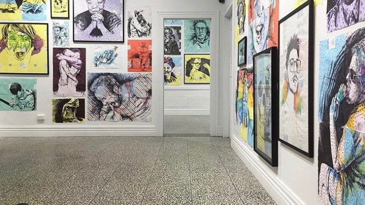 Exhibition / Gallery view