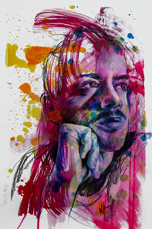Somewhere over the rainbow - Fine Art Print