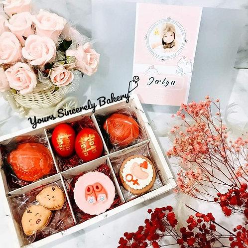 Baby Girl Full Month Gift box