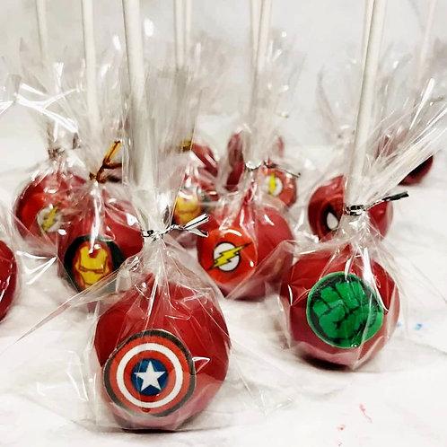 Avengers Cakepop