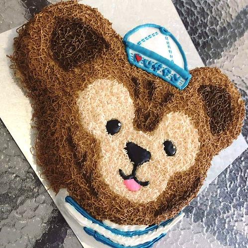 Duffy Bear Cake