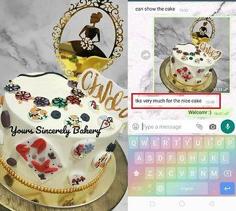 Jewellery Cake