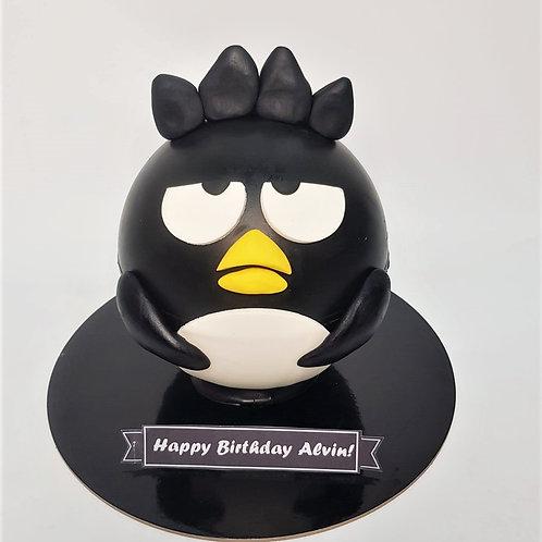 Bad Badtz Maru Knock Knock Pinata Surprise Cake
