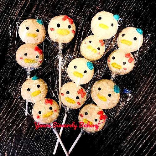 Tsum Tsum Donald Duck Meringue Stick