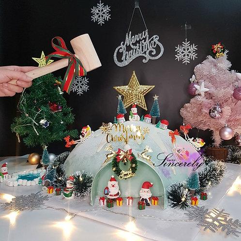 BIGGEST Igloo Pinata - Christmas