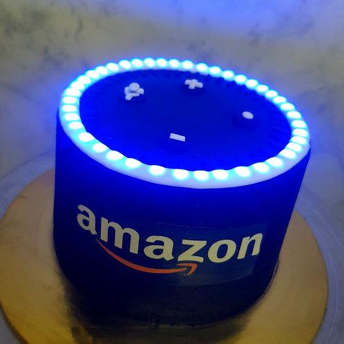 Amazon Speaker Cake