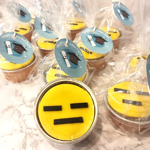 Emoji Packaging for Graduation's Day
