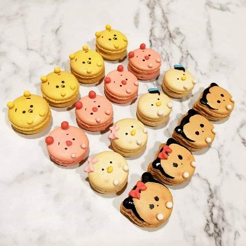 Baby Tsum Tsum Macarons
