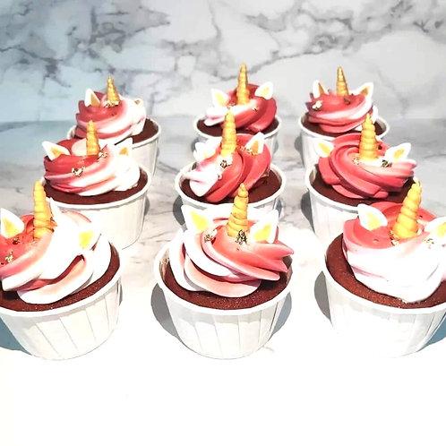 Unicorn Cupcakes (12pcs)