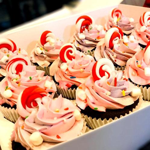 Lollipops Cupcakes (12pcs)