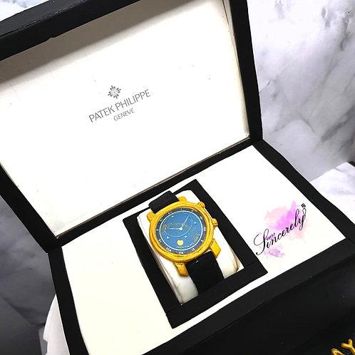 Patek Phillipe Celestial Watch Box Cake