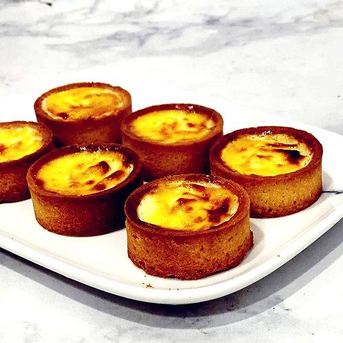 Burnt Cheese Tartlets (12pcs)