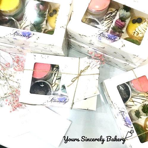 Gift Care Pack Dessert Box