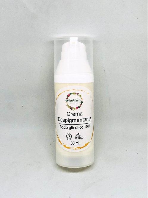 Crema Facial Despigmentante