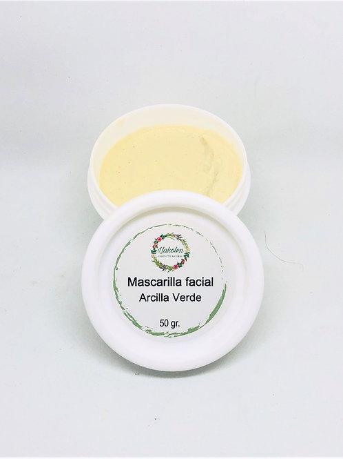 Mascarilla Arcilla Verde