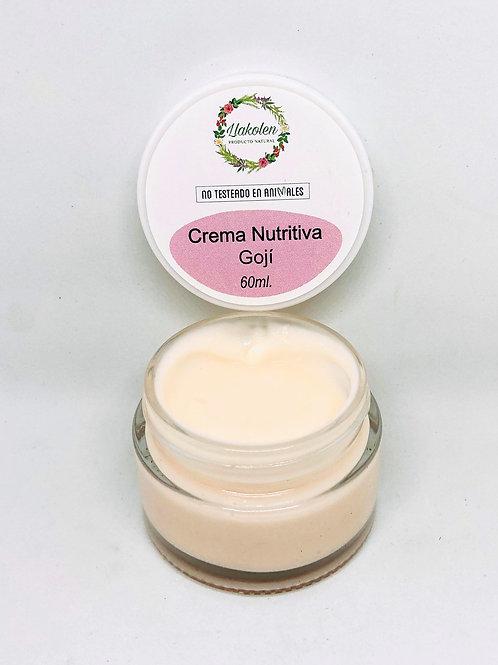 Crema Facial Goji Nutritiva