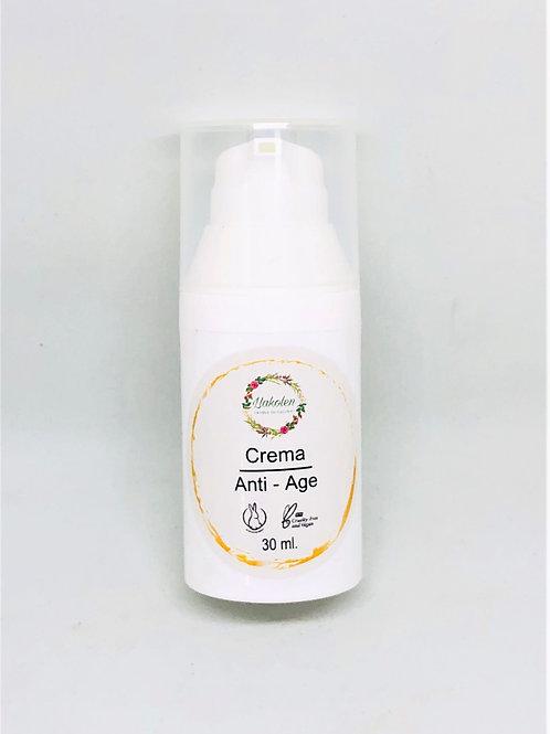 Crema Anti - Age