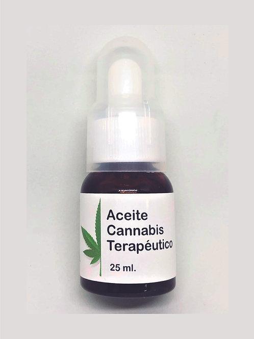 Aceite Terapéutico Oral Cannabis