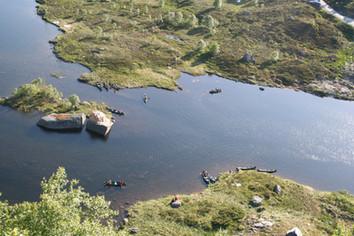 Camp Hjørnås