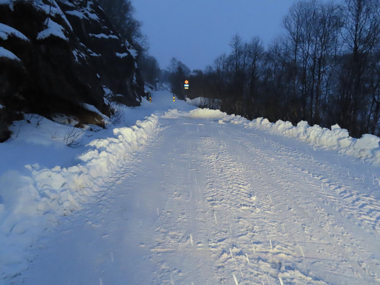Skarstølen 12.03.21 kl. 20.00