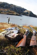Jakt og fiske i Etnefjedlet :)