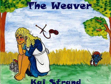 Word Weaving – The Inspiration Behind The Weaver
