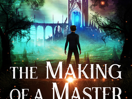 Pre-order The Making of a Master Now